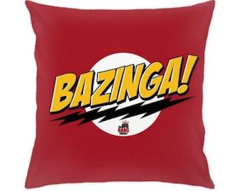 Bazinga BBT pillow cover
