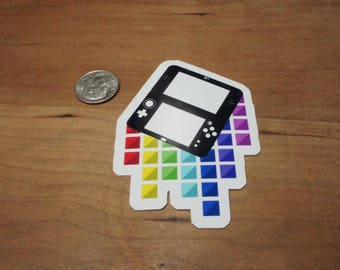 3DS XL Sticker