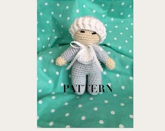 Raras Amigurumi Baby, Baby amigurumi pattern