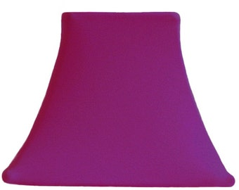 Magenta - SLIP COVERS for lampshades