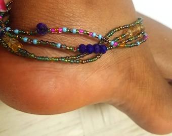Anklets, Beaded anklets