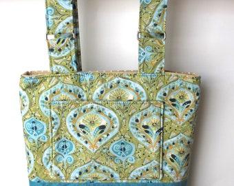 Walker Bag | Wheelchair Bag | Stroller Bag | Walker Caddy | Rocking Chair Bag | Power Chair Bag | Wheelchair Accessories Tote Bag