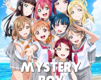 Mystery Box Love Live! Sunshine mystery box