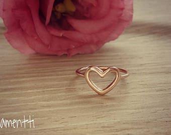 Fingerring Rose-Gold