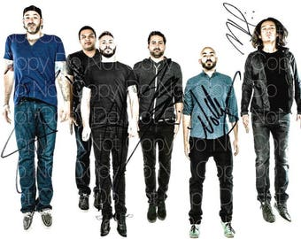 Periphery signed 8X10 photo picture poster autograph RP