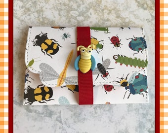 Insect | bug | gift card envelope | money card | animal | DIY coupon | voucher holder | envelope