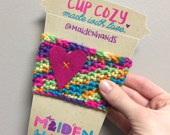 The Celebration Cup Cozy