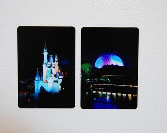 Disney Magnet Set #1-READY TO SHIP