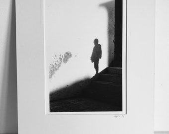 SHADOW OF YOUTH - Darkroom Print