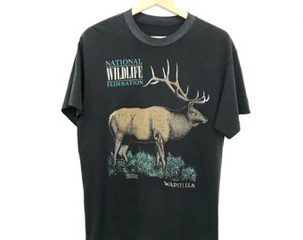 Vintage National Wildlife Federation T-shirt