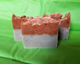 Paprika Lime Soap