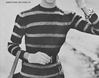 1952 Long Torso Sweater