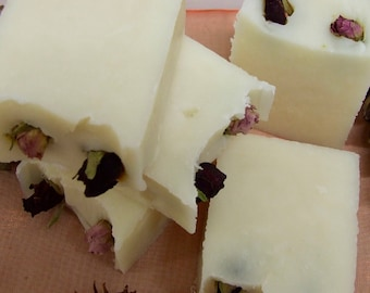 Rosewood Hand-Made Soap Made With Pure Essential Oils