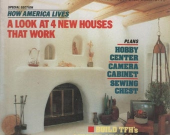 BTS The Family HANDYMAN Magazine February 1984 Whole House Repair Manual