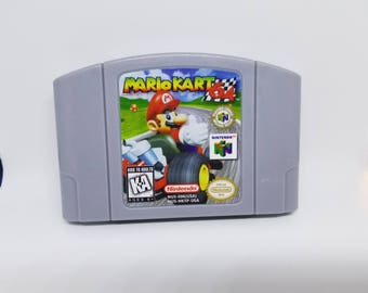 Mario Kart 64 (GREAT condition)