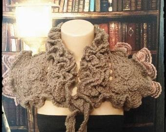 Victorian Collar Crochet