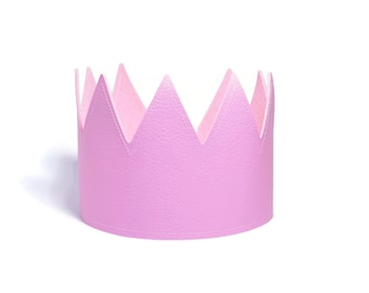 Pink Where the Wild Things Are Crown || Wild One Birthday Girl || Wild One || King Of The Jungle || Wild One Photo Prop