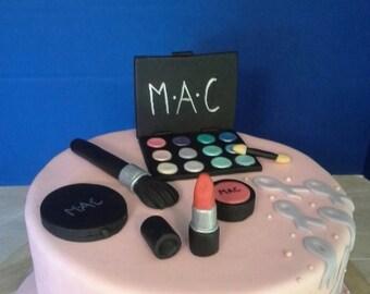 Fondant Makeup Set
