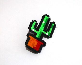 Brooch - Cactus