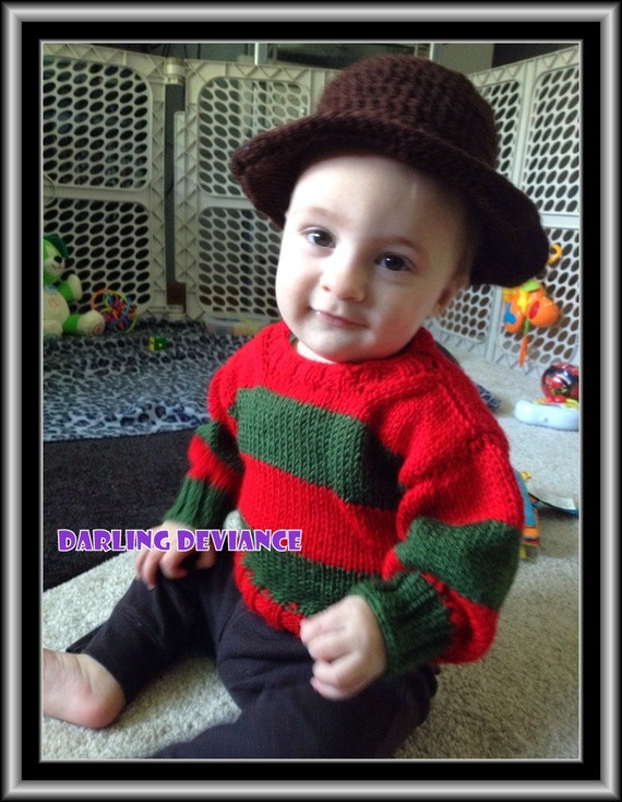 Like this item?  sc 1 st  Etsy & 18-24 Month Baby Freddy Krueger Outfit