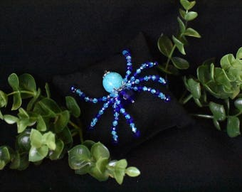 Lucky Beaded Spider