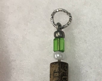 Carbon Resistor Necklace Charm