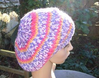 Colorful beret