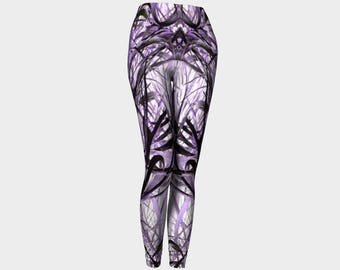 Multiple Colors, Dancing Grass Collection, Women's Leggings