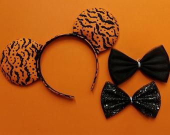 Halloween Bat Ears