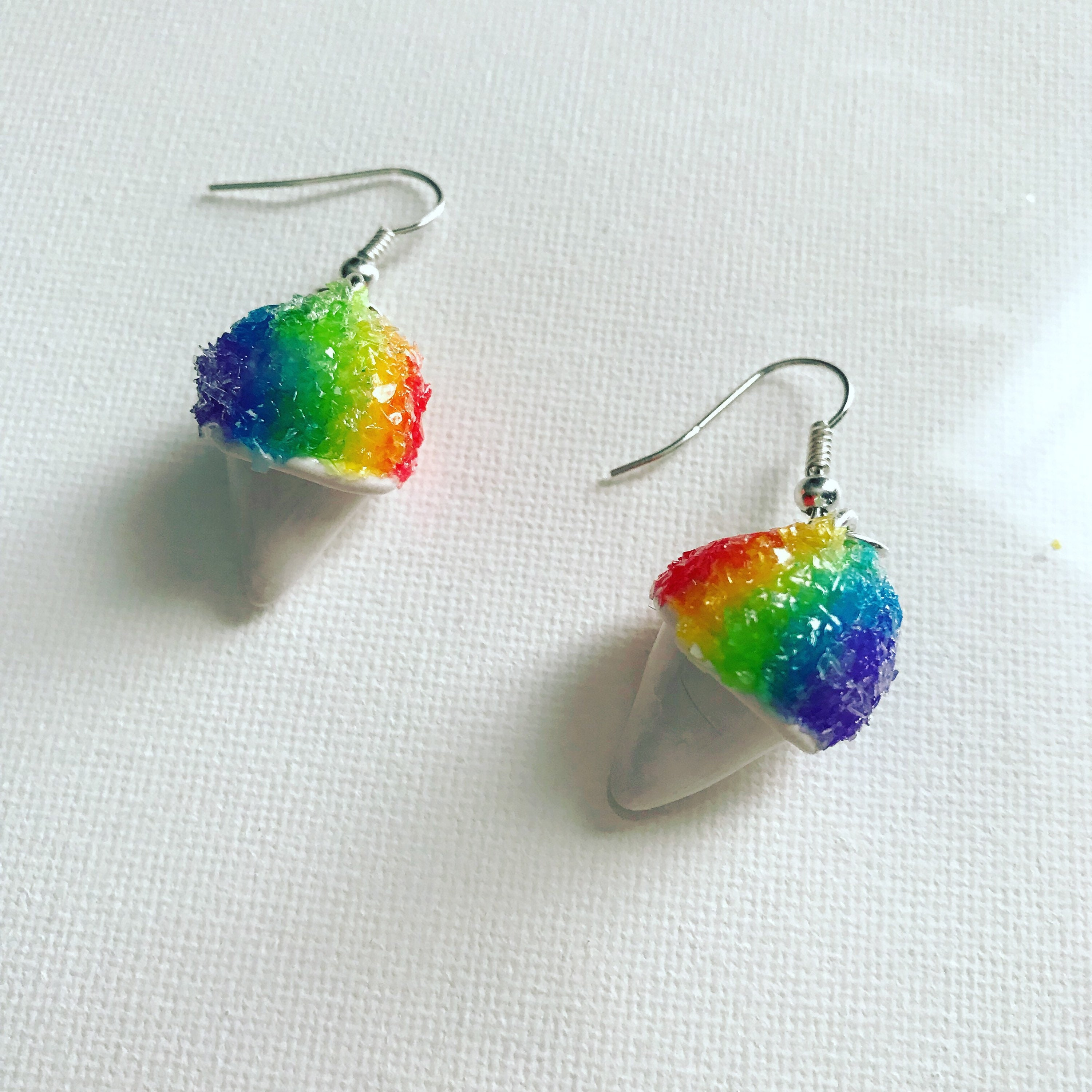in genevieve genevive product sarara couture earring earrings rainbow