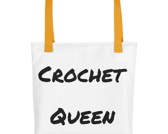 Crochet Tote bag/Makers Gifts