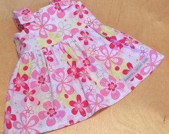 Doll Clothing Waldorf Doll Dress for 15/16-inch Waldorf Doll