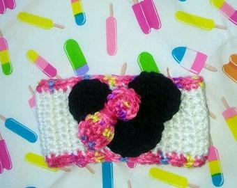 miniie mouse inspired headband