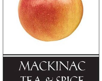 NORTHERN SPY - Apple Apricot and Cinnamon Tea - pics and descriptions to come soon.