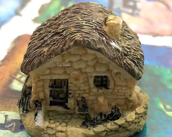 Cottage House - You CHOOSE - Miniature Garden Plants Terrarium Doll House Ornament Fairy Decoration  CH011618