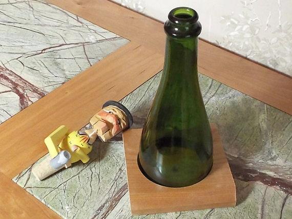 3 - Wine Cork Stand