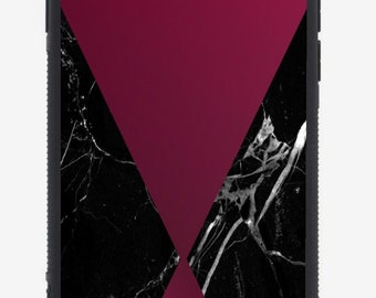 Bugendy and black marble case