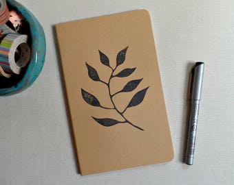 Botanical gift, Garden planner, Garden journal, Gratitude journal, Thank you gift, Thoughtful gift, Gifts for writers, Moleskine notebook