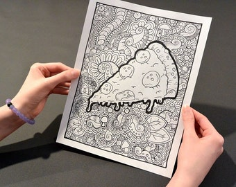 Coloring Pages I Love You : I love you americanly u books my kids read