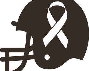 Breast cancer Helmet