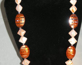 Ginger Snap Necklace