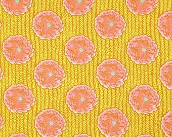 MAGASIN de clôture vente - fin de boulon - Amy Butler, fleurs de l'âme, Delhi fleurs, Rose, Rowan Westminster, tissu 100 % coton, piquage Floral