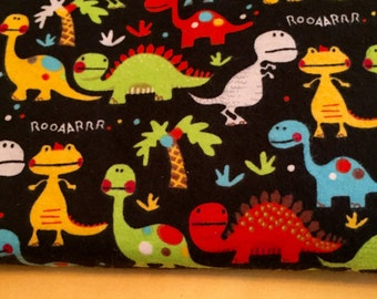 Attrayant 4 Piece Dinosaur Sheets Includes Toddler Pillow, Toddler Dinosaur Sheet  Set, Soft Flannel Sheet