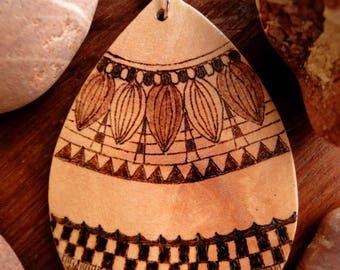 Ethnic pendant