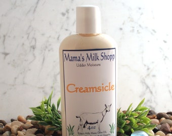 Creamsicle - Goat Milk - Kids Fragrance - Kids Lotion - Goats Milk Lotion - Handmade Lotion - Gifts for Kids - Hand Lotion - Body Lotion