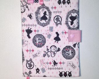Health Book - Alice the Wonderland Collection