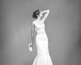 Aviva Skirt – Custom Bridal Separates – Custom Wedding Dress – Bridal Couture by Jill Andrews Gowns