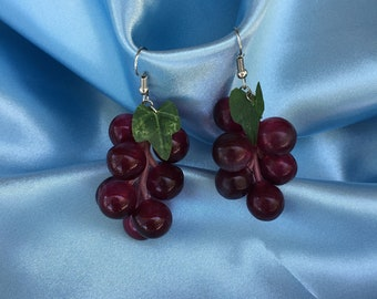 Mini Grape earrings | Uvitas