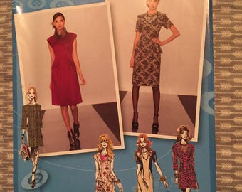 Simplicity Project Runway Dress Pattern #2282
