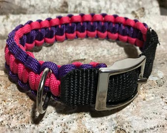 Adjustable Paracord Collars